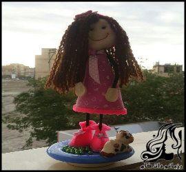 آموزش ساخت عروسک سوزی