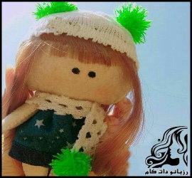 آموزش ساخت عروسک روسی شماره 2