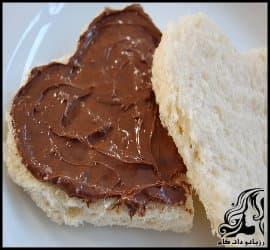 طرز تهیه شکلات صبحانه خانگی