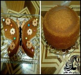 طرز تهیه کیک قابلمه ای یا همان کیک بدون فر