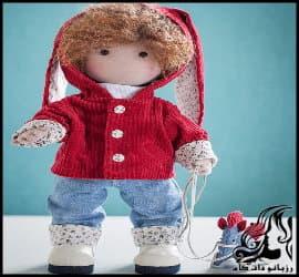 آموزش ساخت عروسک روسی پسر خاص