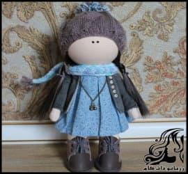 آموزش ساخت عروسک روسی شماره پنج