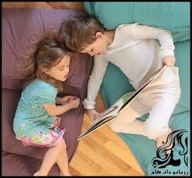 آموزش تصویری ساخت تخت بالشی برای کودکان