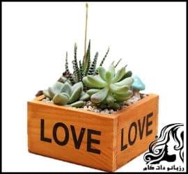 گلدان عاملی برای تغییرهای چشمگیر در منزل