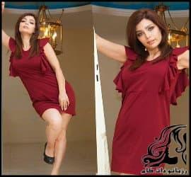 مدل لباس و تونیک مانتویی شیک زنانه مخصوص سال جدید