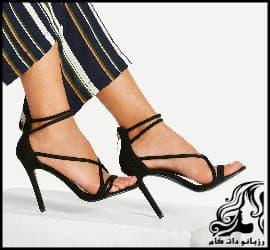 مدل های جدید کفش زنانه مجلسی زیبا و شیک