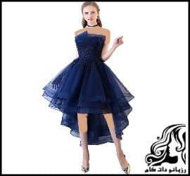 10 مدل لباس مجلسی کوتاه زنانه شیک و جدید