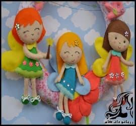 آموزش ساخت عروسک رودری یک کاردستی زیبا