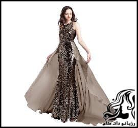 11 مدل لباس مجلسی و شب زنانه با طراحی شیک
