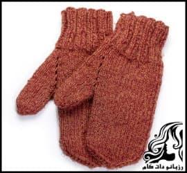 آموزش بافت دستکش برای روزهای سرد زمستان