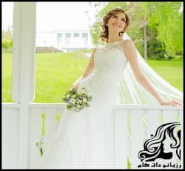 راهنمای خرید و نکاتی برای انتخاب لباس عروس مناسب