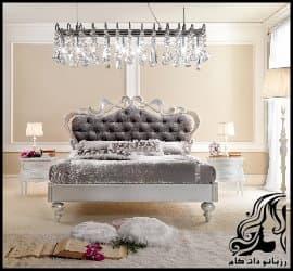 مدل های زیبا و شیک لوستر برای اتاق خواب