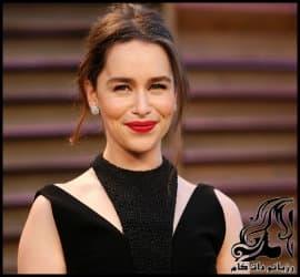 گالری عکس امیلیا کلارک (Emilia Clarke) بازیگر زن سریال تاج و تخت