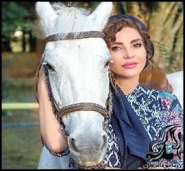 بیوگرافی و گالری عکس فریبا آهنگ بازیگر زن ایرانی