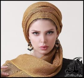 7 مدل از شیک ترین مدل های شال و روسری زنانه