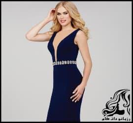 10 مدل لباس مجلسی بلند زنانه از برند Jovani