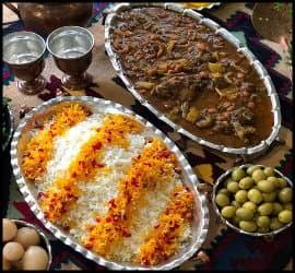 فوتهای کوزه گری پخت برنج از زبان سرآشپزان حرفهای