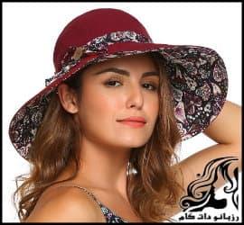 12 مدل کلاه زنانه تابستانی مخصوص خانم های شیک پسند