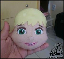 آموزش عروسک سازی و طراحی چهره عروسک