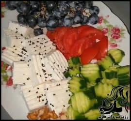آشپزی و طرز تهیه پنیر لاکتیکی خانگی به همراه فیلم