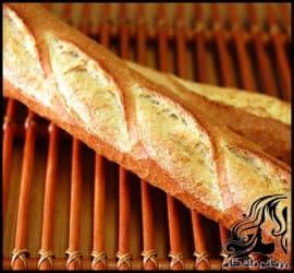 آشپزی و طرز تهیه نان باگت ژاپنی