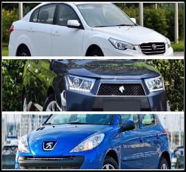 3 پیشنهاد محبوب خرید خودرو با 400 میلیون تومان