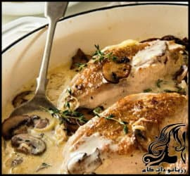 آشپزی و طرز تهیه سس مرغ مصری