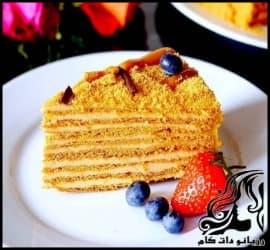 آشپزی و طرز تهیه مدوویک یا همان کیک عسلی روسی