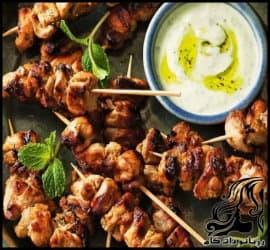 آشپزی و طرز تهیه جوجه کباب چیلی