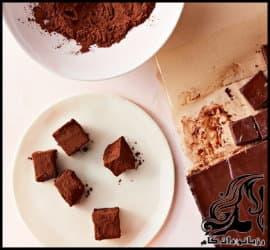 آشپزی و طرز تهیه ترافل شکلاتی