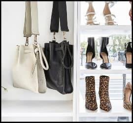 استفاده از کیف و کفش برای ساخت استایل مناسب خود