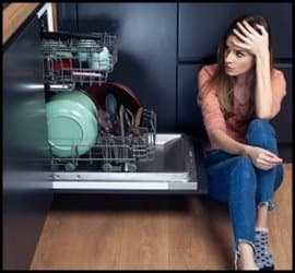 این نشانه ها خبر از خرابی ماشین ظرفشویی شما میدهند