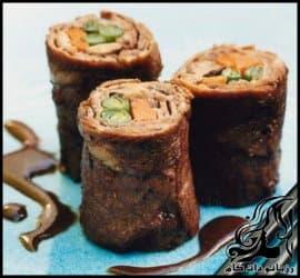 آشپزی و طرز تهیه کباب ژاپنی