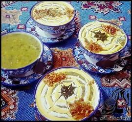 آشپزی و طرز تهیه آش شولی غذای محلی یزد