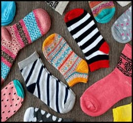 انواع جوراب زنانه و معرفی آن ها